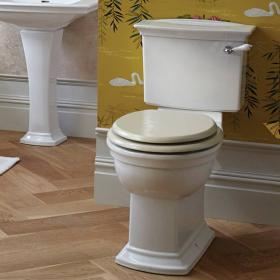 Heritage Blenheim Close Coupled WC & Cistern