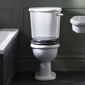 Heritage Victoria Standard Height Close Coupled WC & Cistern