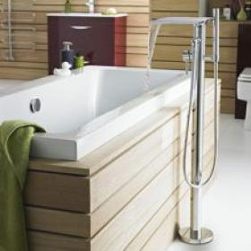 Hudson Reed Freestanding Bath Taps