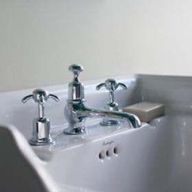 Burlington Anglesey Bathroom Taps