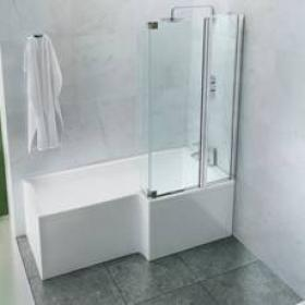 Britton Bathrooms Bath Screens