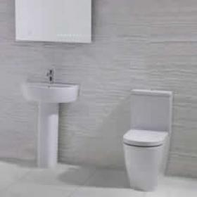Frontline Toilets and Basins