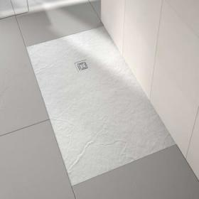 Merlyn Truestone White Shower Trays