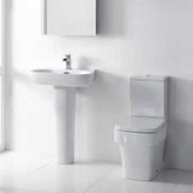 Frontline Toilets and Basins Fast Delivery Sanctuary Bathrooms