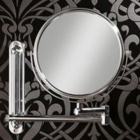 HIB Magnifying Bathroom Mirrors