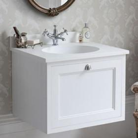 Traditional Wall Hung Vanity Units