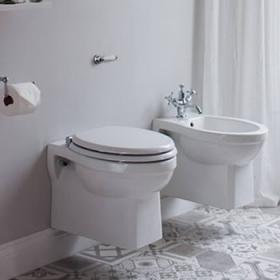 Traditional Wall Hung Toilets