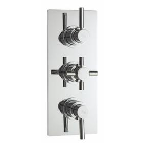 Hudson Reed Triple Outlet Shower Valve