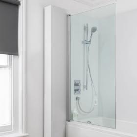Photo of Simpsons Click 800mm Single Bath Screen