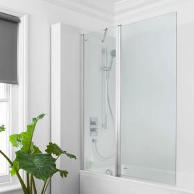 Photo of Simpsons Click 1150mm Double Bath Screen