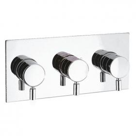 Crosswater Design Shower Valve - 3 Control