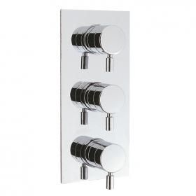 Crosswater Design Shower Valve - 3 Way Diverter