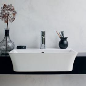 Semi Recessed Basins & Inset Basins