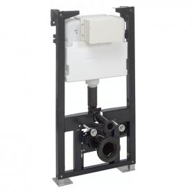 Bauhaus 0.98m Wall Hung WC Support Frame