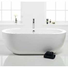Bloomsbury Small Contemporary Freestanding Bath - 1700mm