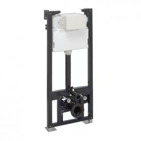 Bauhaus 1.18m Wall Hung WC Support Frame