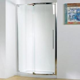 Kudos Original Bowed Sliding Door & Shower Tray