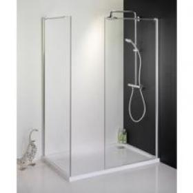 1680 x 760 Walk In Shower Enclosure & Tray