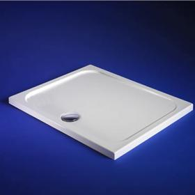 Blu-Gem2 1700 x 800 Rectangle Shower Tray & Waste