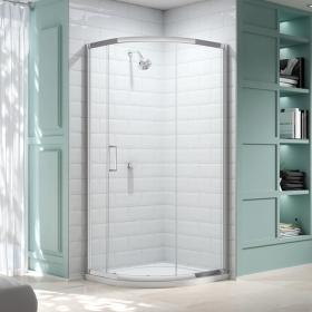 Photo of Merlyn 8 Series  900mm Single Door Quadrant Shower Door