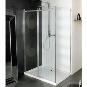 Simpsons Central 1200mm Single Slider with 900mm Side Panel