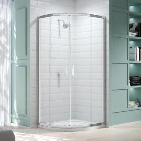 Photo of Merlyn 8 Series 2 Door Quadrant Shower Door