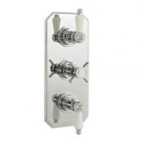 Ultra Beaumont Concealed Triple Shower Valve