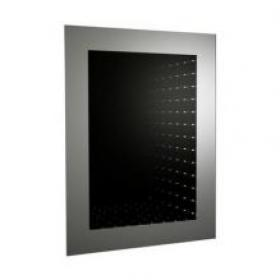 Hudson Reed Lucio Infinity LED Mirror with Motion Sensor