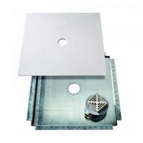 Kudos Aqua4ma 1300 x 900mm Wetroom Shower Base