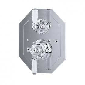 Perrin & Rowe Traditional Lever Concealed Shower Valve