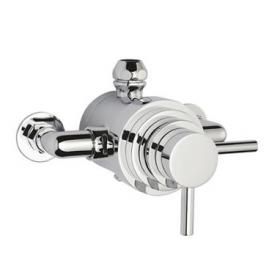 Ultra Spirit Dual Exposed Thermostatic Valve