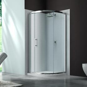 Merlyn 6 Series 900mm 1 Door Quadrant Shower Door