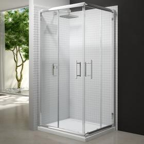 Merlyn 6 Series Corner Shower Door