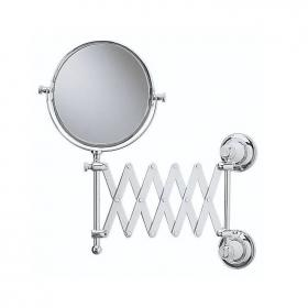 Heritage Clifton Chrome Extendable Mirror