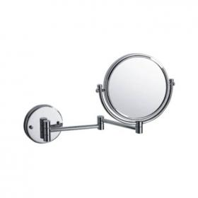 Heritage Wall Mounted Mirror Chrome