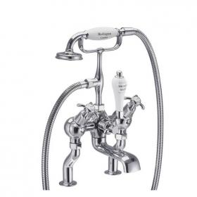 Burlington Anglesey Angled Bath Shower Mixer