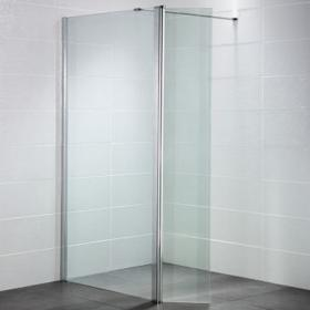 Photo of April Identiti 8mm Wetroom Screen with Return Panel
