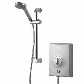 Aqualisa Quartz Electric Shower System - Chrome