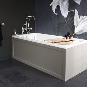 Burlington Arundel 1700 x 750mm Single Ended Bath