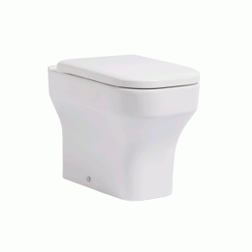 Roper Rhodes Accent Back To Wall WC & Seat