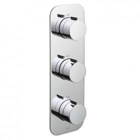 Vado Altitude Triple Outlet Thermostatic Shower Valve