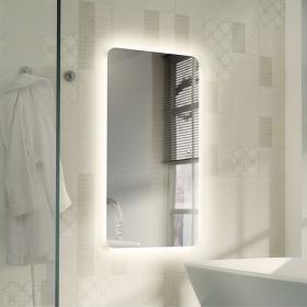 HIB Ambience 120 LED Ambient Bathroom Mirror