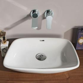 Bauhaus Anabel 500mm Countertop Basin