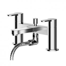 Photo of Asquiths Sanctity Deck Mounted Bath Shower Mixer