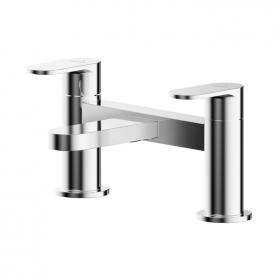 Photo of Asquiths Solitude Deck Mounted Bath Filler