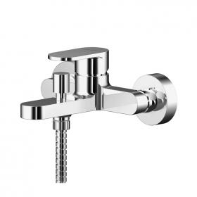 Photo of Asquiths Solitude Wall Mounted Bath Shower Mixer