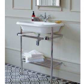 Burlington 650mm Natural Stone Basin & Washstand