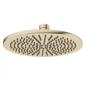 Photo of Crosswater MPRO Brushed Brass 300mm Round Shower Head