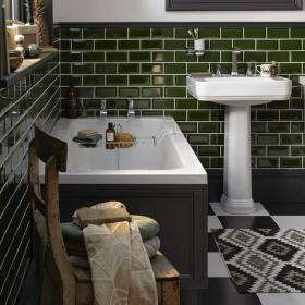 Heritage Wynwood 1700mm x 750mm Single Ended Fitted Bath