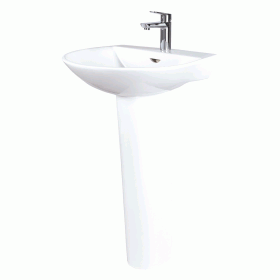 Photo of Phoenix Amore 550mm Basin & Pedestal